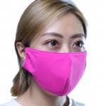 抗UV fit 50+ 防曬透氣口罩-四色