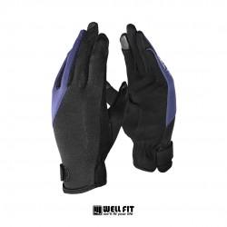 抗UV 15+ 觸控防曬手套-二色