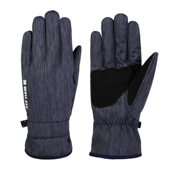 輕量防水保暖手套 - 四色