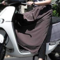 收納防曬遮陽裙 - 三色
