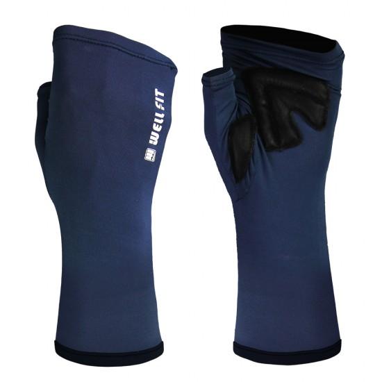 抗UV防蚊扣指手套
