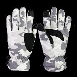 TAKO印花防水觸控通勤手套-兩色