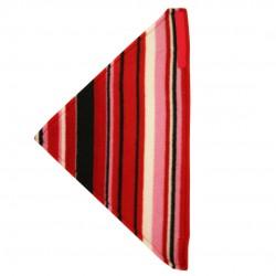 多用途印花禦寒三角巾 -  印花六色