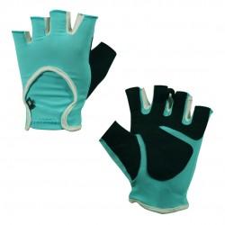 輕量健身手套 - 天藍色