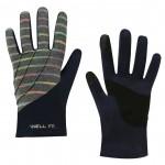 抗UV Cut 15+ 雙彩觸控防曬手套-六色