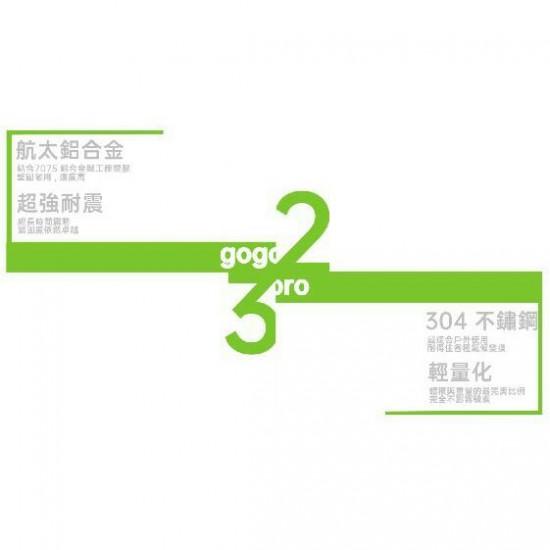 TAKEWAY 黑隼Z手機座–Gogoro油杯版(適用二代、三代,支架適用4.7-6.5吋)