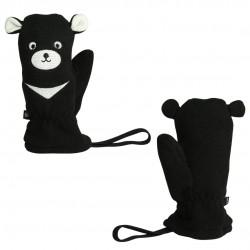 兒童造型手套-動物好朋友 - 小黑熊